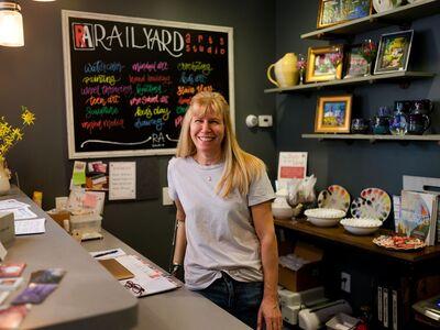 Railyard Arts Studio in Croton Falls to resume in-person classes in May