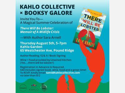 Kahlo Collective X Booksy Galore