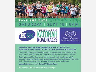 Katonah Village Improvement Society 5K Race